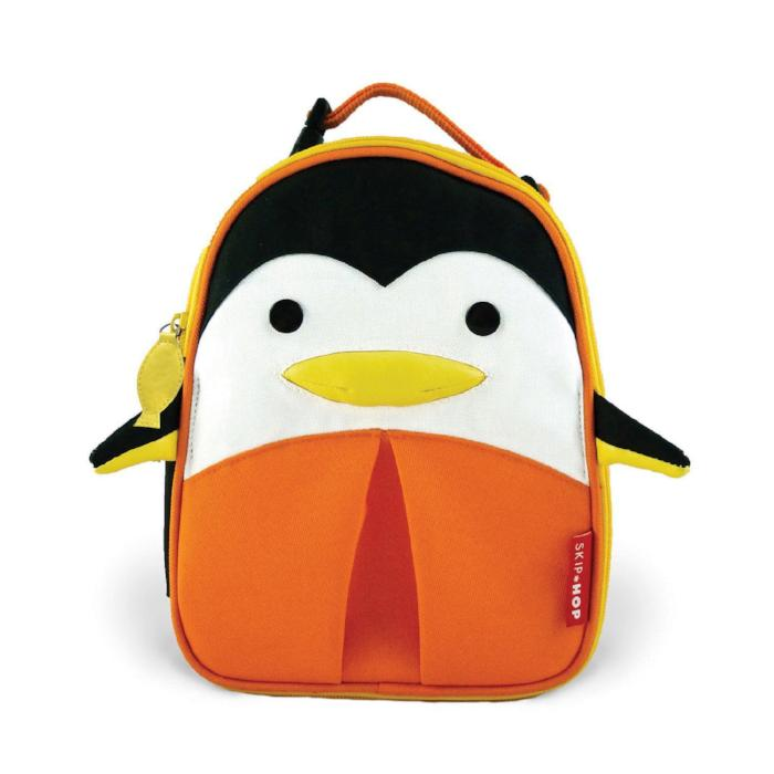 Skip Hop Zoo Lunchie Insulated Lunch Bag Penguin