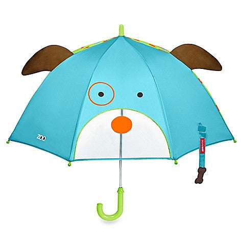 Skip Hop Zoobrella Little Kid Umbrella Dog