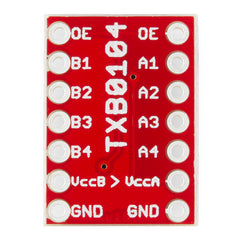 Bi-Directional Voltage-Level Translator (Shifter) - TXB0104