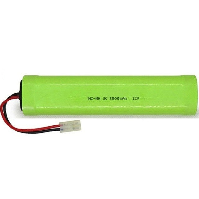 NiMH Rechargeable Battery (12V-3000mAh)