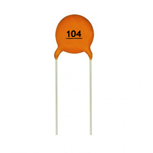 .1uF 50V Ceramic Capacitors