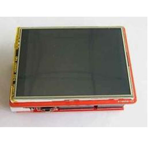2.4'' Colored TFT Touch LCD Shield for Arduino