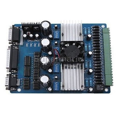 4 Axis Stepper Motor Driver (3.5 A)