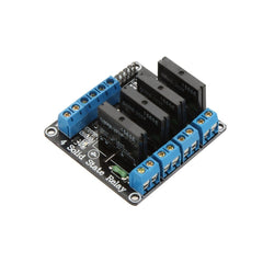 Solid State Relay Module  (4 Channels - 5V)