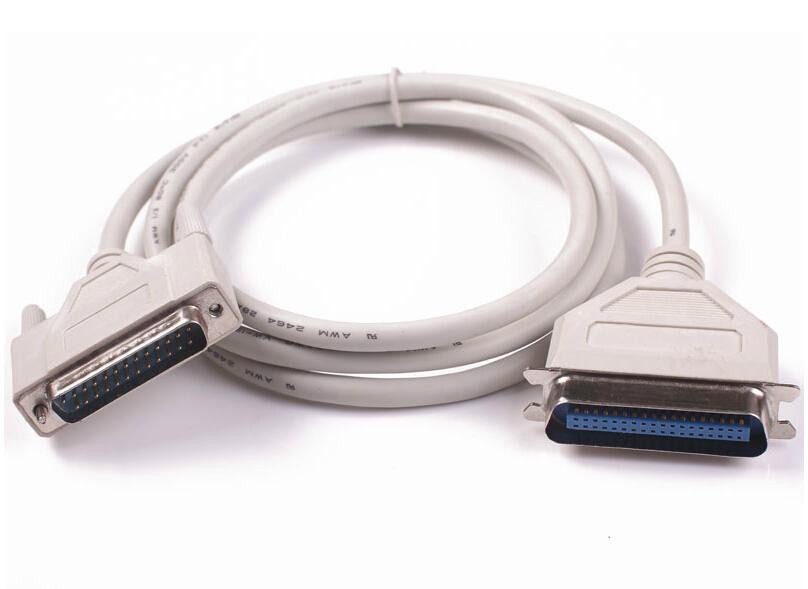 Parallel Cable 25pin Male/Female -150 cm