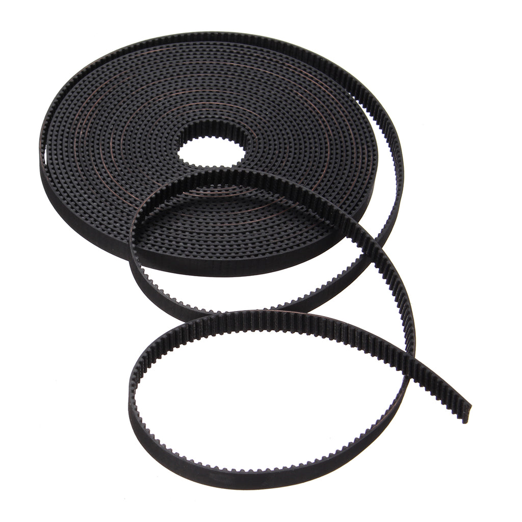 GT2 Timing Belt black (Select Length)