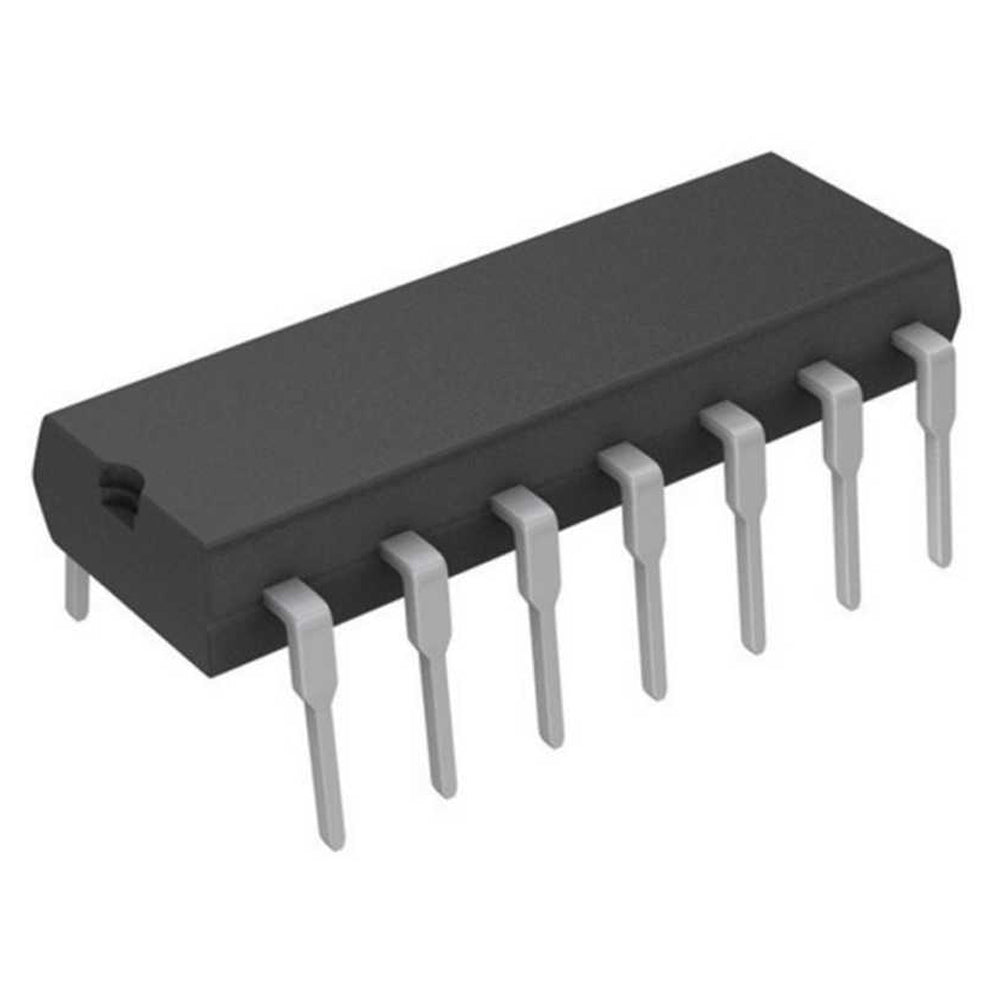 74HC11 (Trible 3-input AND gate)