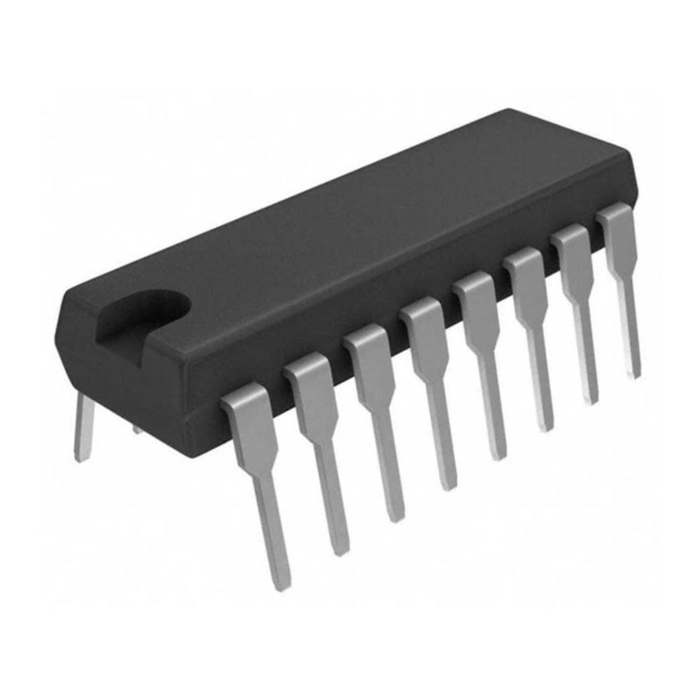 74HC165 (8-Bit Parallel-in/Serial out Shift Register)