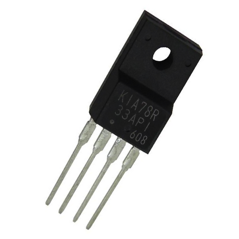 Voltage Regulator 3.3 V - 78R33
