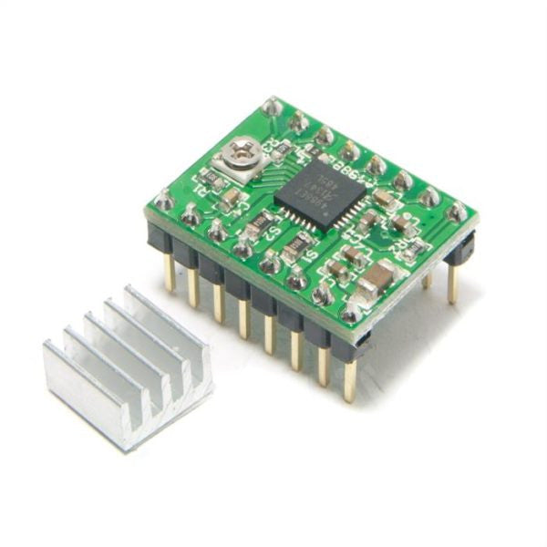 A4988 Stepper Motor Driver (2A Peak)
