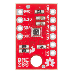 Atmospheric Sensor - BME280 (Pressure/Altitude -Temperature - Humidity)