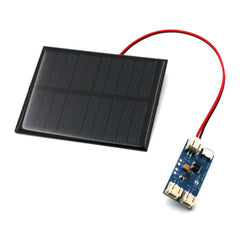 Mini Solar Charger (Single Cell Li-ON and LiPO)