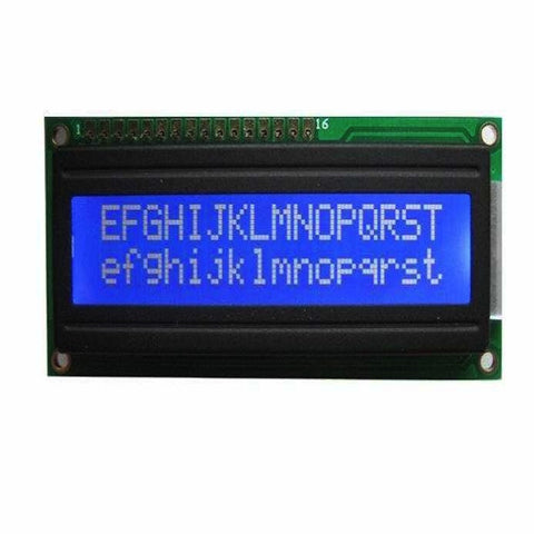 Character LCD Module 16 char.x2 lines