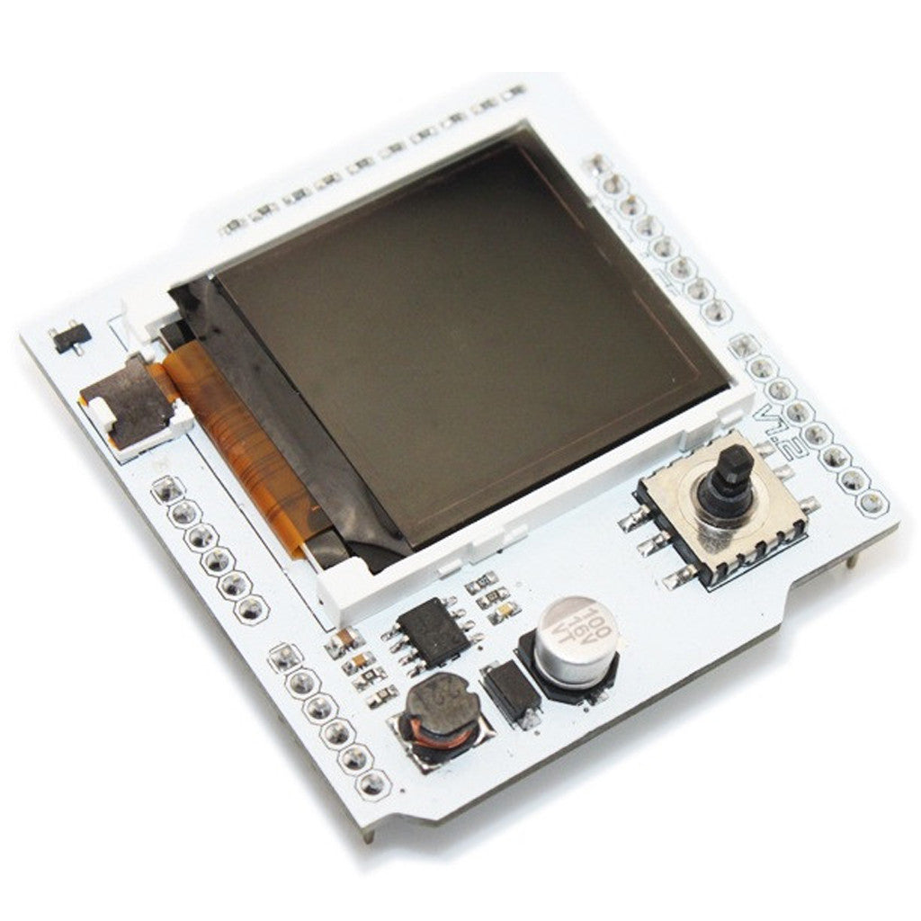 Color Graphics LCD Shield