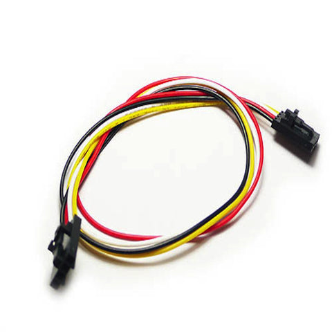 Electronic brick- Fully buckled 4 wire cable