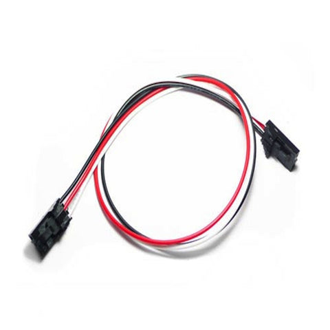 Electronic brick- fully buckled 3 wire cable