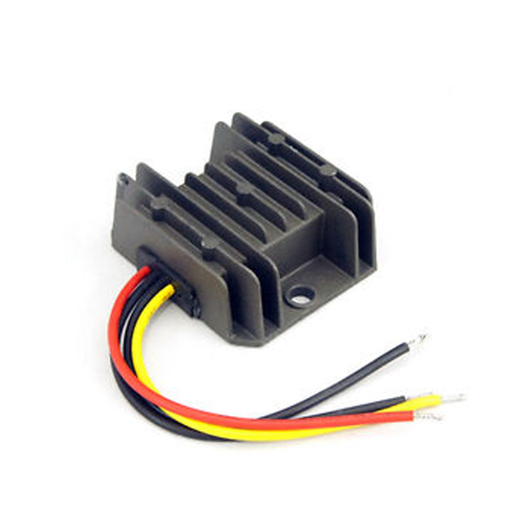 DC-DC Converter From 24 or 12 to 5 V (25W / 5A)