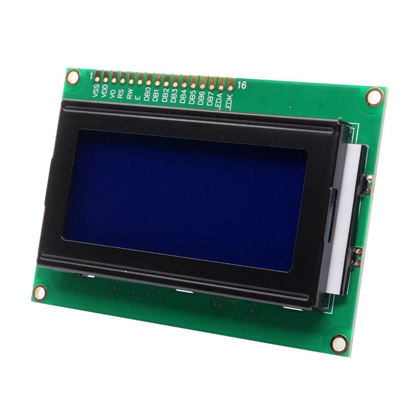 Character LCD Module 16 Char. x 4 Lines