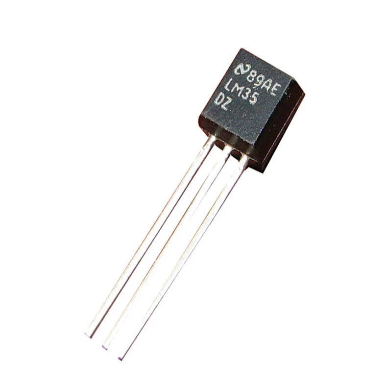 LM35DZ Temperature Sensor (Precision Centigrade)