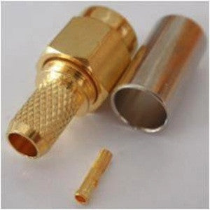 SMA Connector for RG58 RF Cable