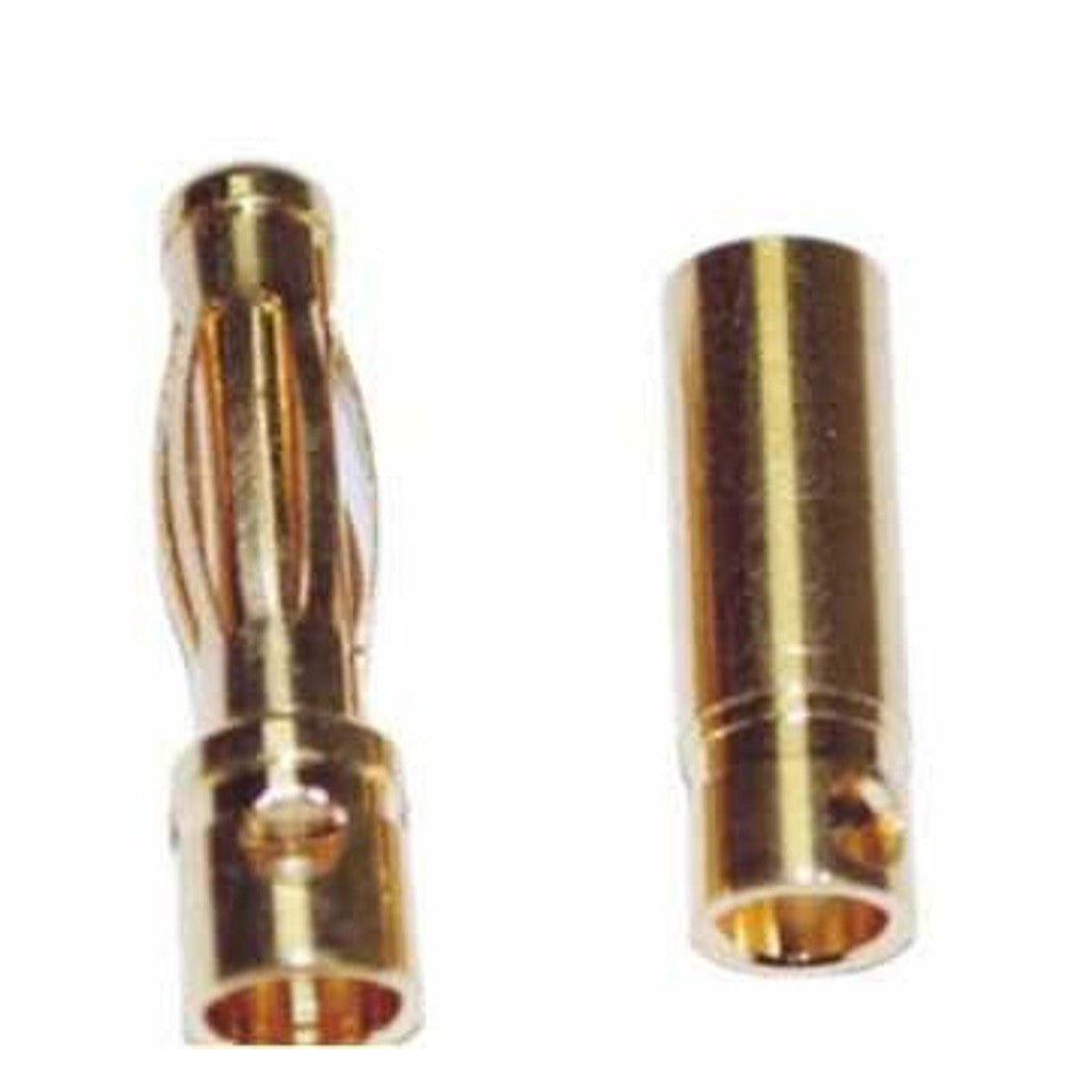 Bullet Connector 4mm (Male+Female)