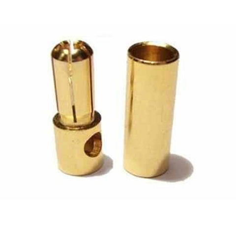 Bullet Connector 5mm (Male+Female)
