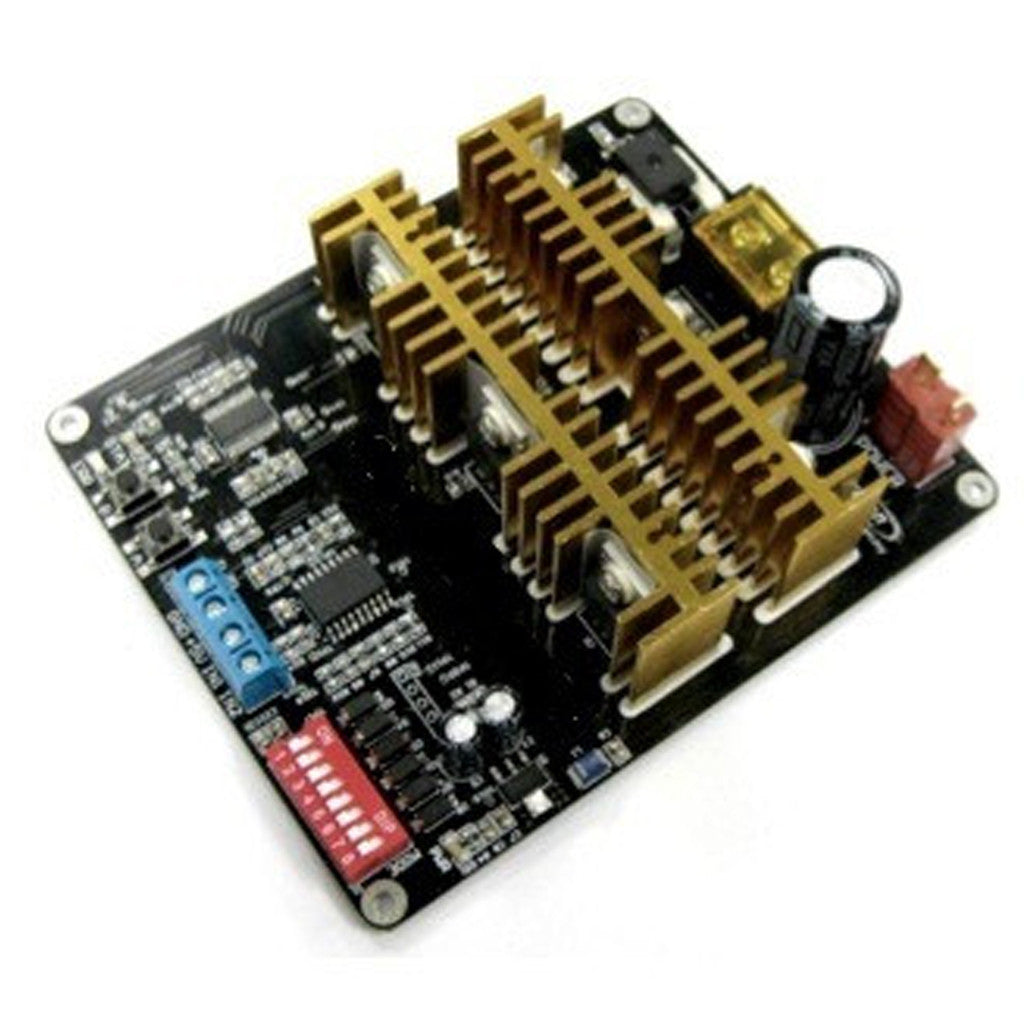 DC motor Driver ( 40A Continuous Current)