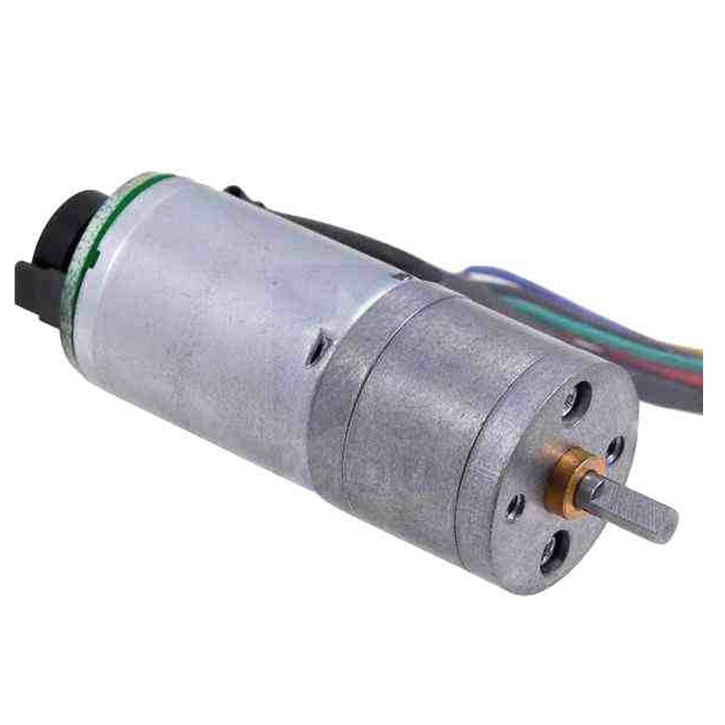Dc Motor With Encoder 32 Kgcm 250 Rpm 6v Future Arduino Circuit To Control 1 Cylinder 2 Solenoid Valves Using