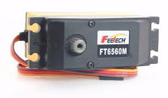 FT6560M 60KG Metal Gear High Torque Servo