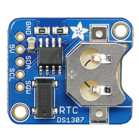 DS1307 Real Time Clock (RTC)