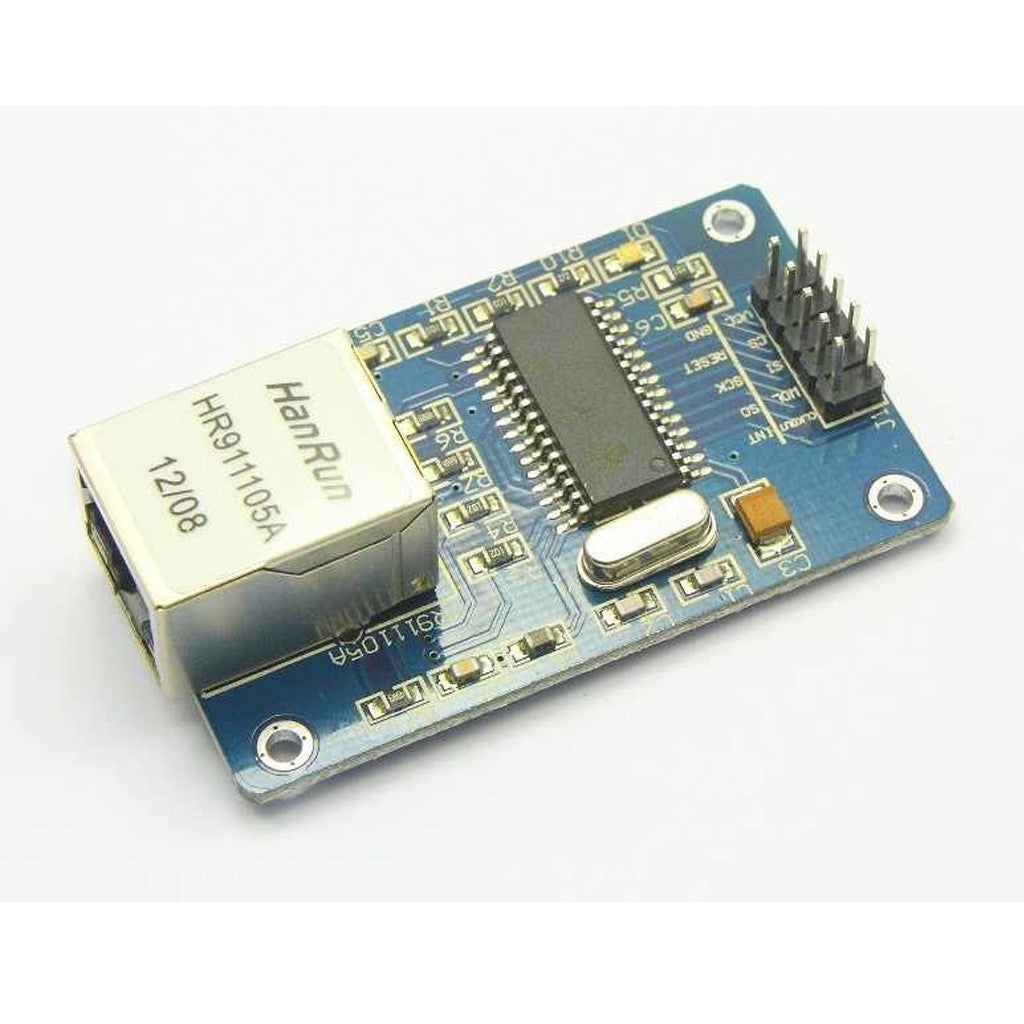 Ethernet Module (ENC28J60) For Arduino / Microcontroller