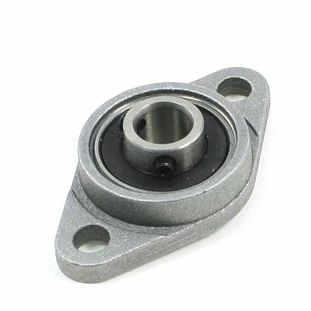 Self-Aligning Flange Bearing (Horizontal- 12mm Dia)
