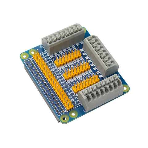 Multi-function GPIO Expansion Board for Raspberry Pi3