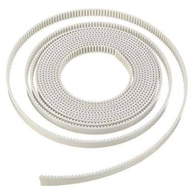 GT2 Timing Belt white 10mm (Select Length)