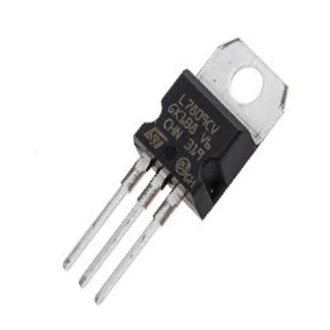 L7809 (Positive Voltage Regulator (9V - 1A)