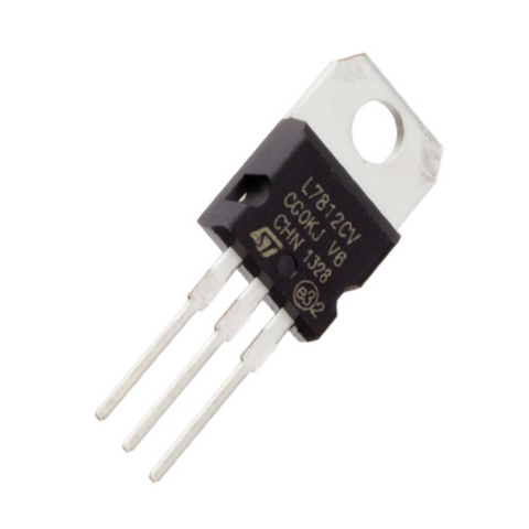 L7812CV Positive Voltage Regulator (12V -1A)