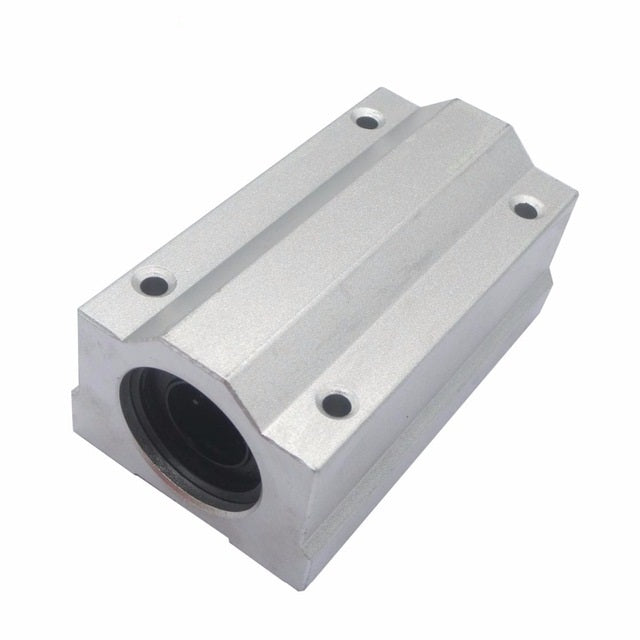 Linear Bearing Block SCS10LUU (Long Closed – 10mm Dia)
