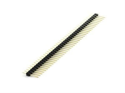 Male Pin Headers (Standard 2.54 mm-40 pin)