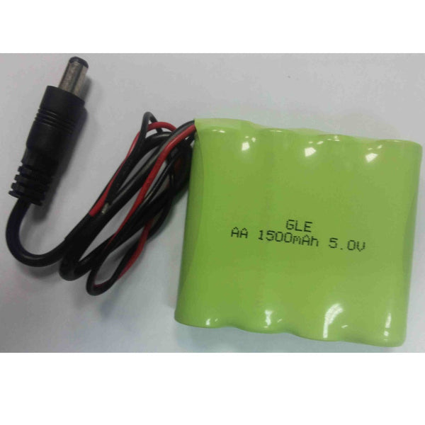 nimh rechargeable battery 5v 1500mah future. Black Bedroom Furniture Sets. Home Design Ideas