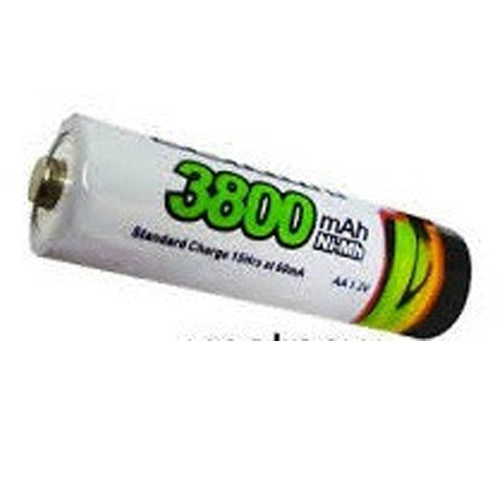 NiMH Rechargeable Battery AA (1.2V-3800mAh)