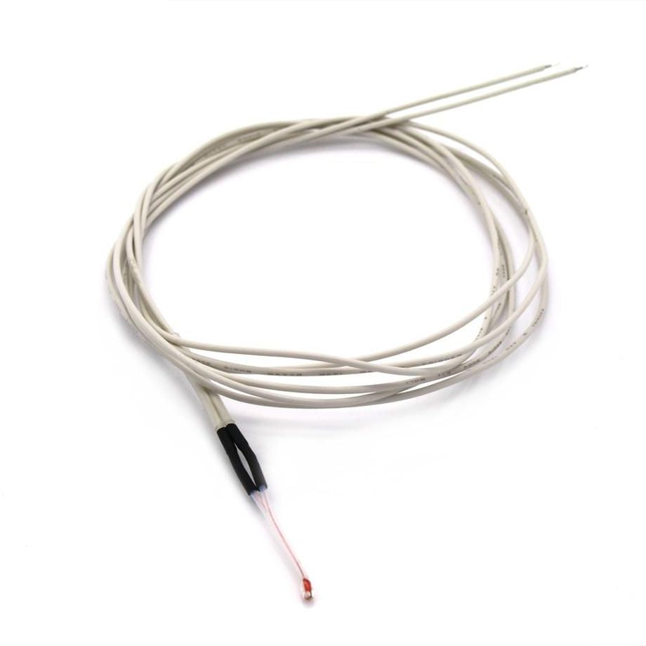 NTC 3950 Thermistor Sensor With Cable - 100K Ohm