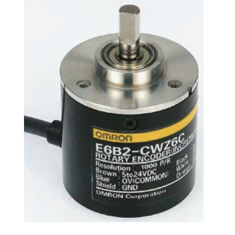 Omron Rotary Encoder (1000 Pulse per Revolution)