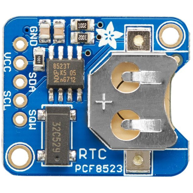 PCF8523 Real Time Clock (RTC)