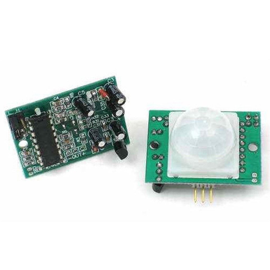 PIR Motion sensor module (Adjustable Range)