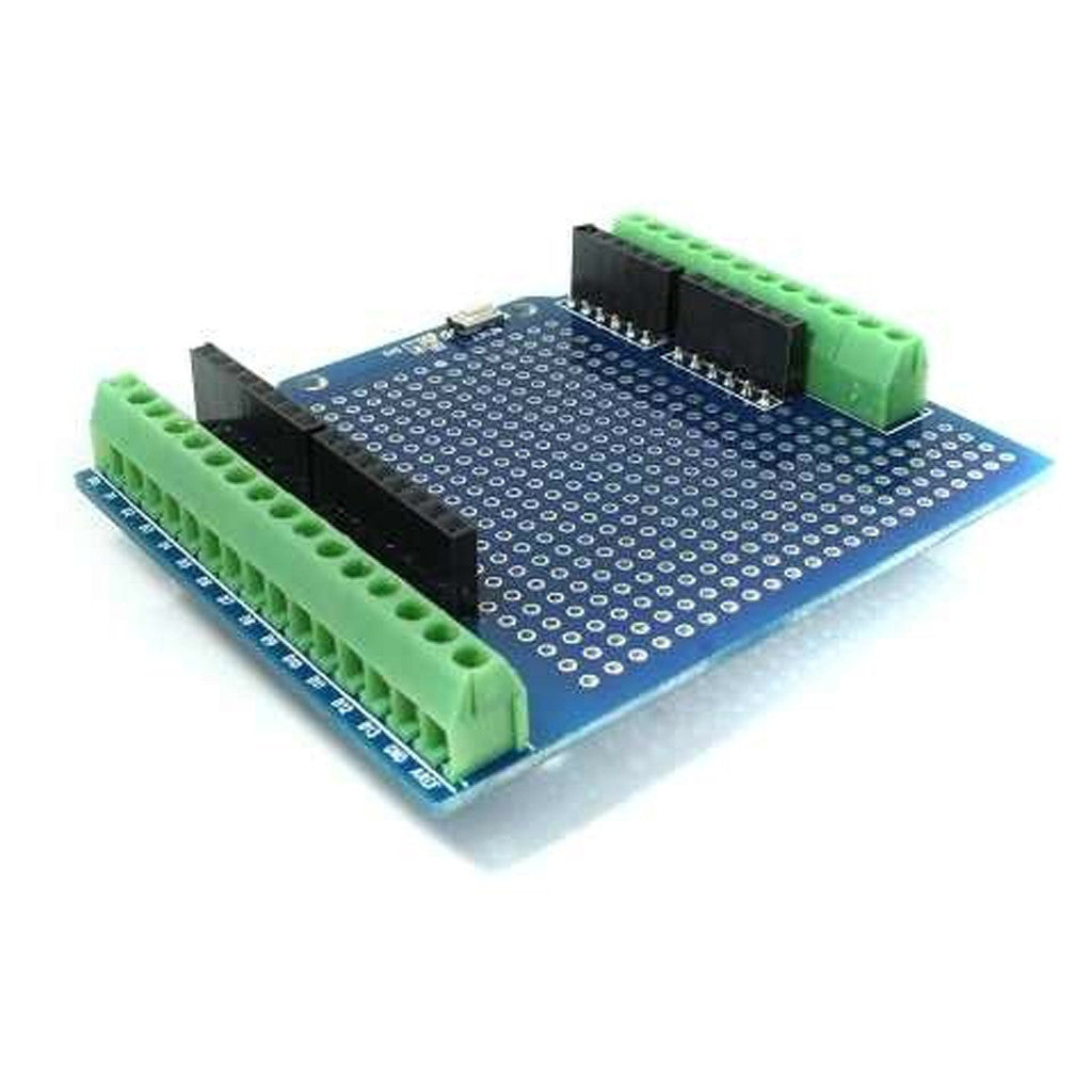 Arduino Proto and Screw Shield