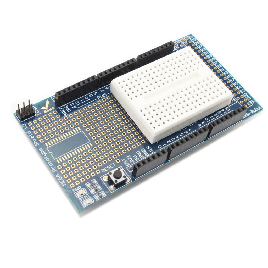 Arduino Mega Prototyping Shield
