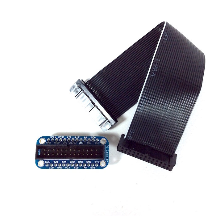 Breakout + Cable for Raspberry Pi