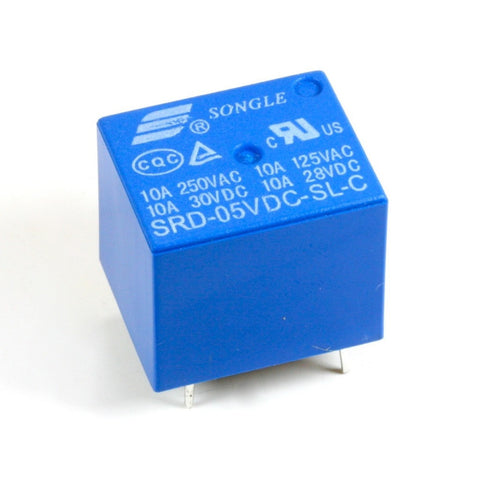 5V DC SONGLE Power Relay