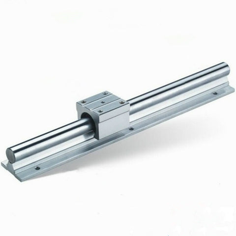 Round Shaft Linear Guide SBR20 (20mm Dia - 400/1000/1500/2000mm Length)