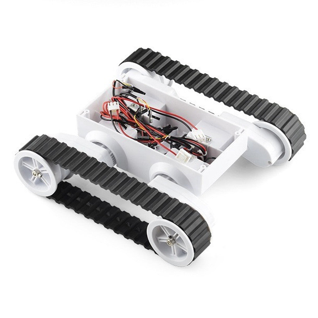 Rover 5 Tank Robot Platform with 4 Motors and 4 Encoders